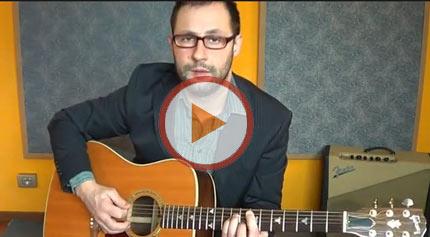 Chitarra per principianti: ritmo e mano destra