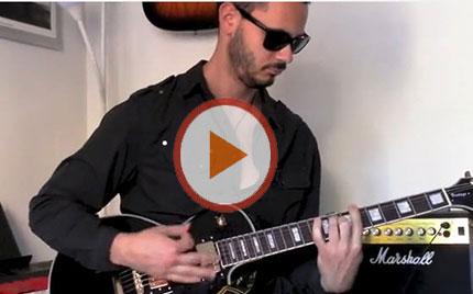 Lezioni di chitarra Blues: il Giro Blues