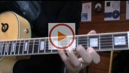 Renato Pezzano Guitar lesson