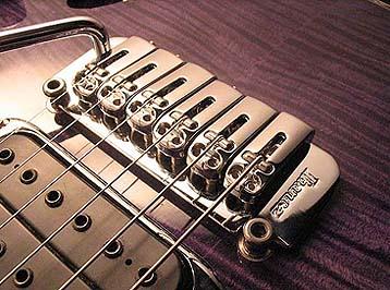 Setup su chitarre con ponte Ibanez SAT Pro