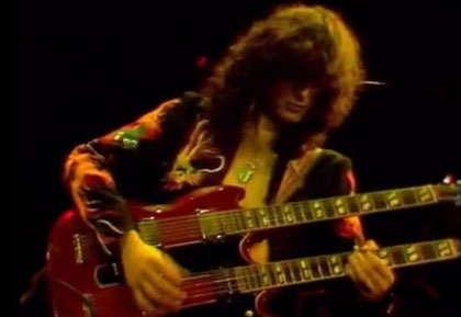Assolo Stairway to Heaven by Jimmy Page