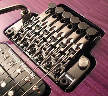Setup su chitarre con ponte Ibanez Edge Zero e Edge Zero II