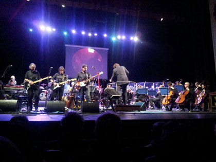 DNA in teatro con l'orchestra