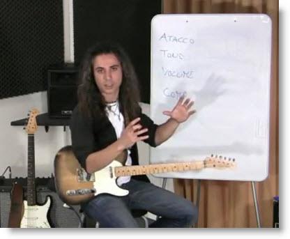 Effetti per Chitarra: video lezioni di Giacomo Dell'Immagine per imparare ad usarli