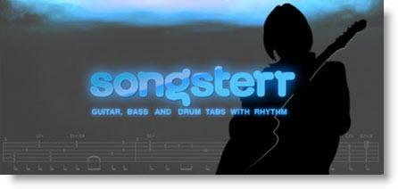 Songsterr: studiare le partiture delle canzoni online