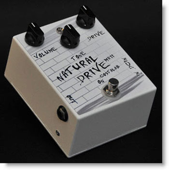 Natural Drive MK II: overdrive da paura by CostaLab