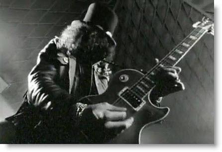 Assolo di Slash in Sweet Child O' Mine by Guns N'Roses
