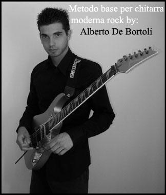 Ottimo metodo per Chitarra di Alberto De Bortoli