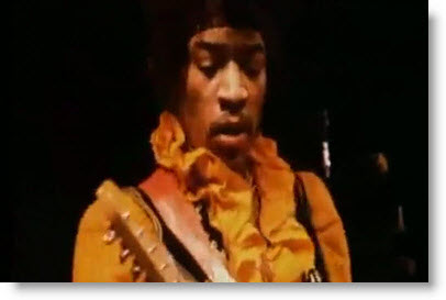 Assoli di Citarra: Hey Joe by Jimi Hendrix