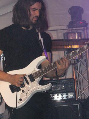Tommaso Adda effettistica per chitarra