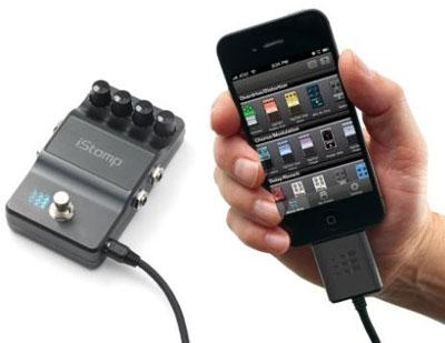 iStomp: il multieffetto per Chitarra Digitech su dispositivi ios