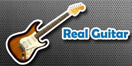 Real Guitar: 3 tipi di Chitarra su Android