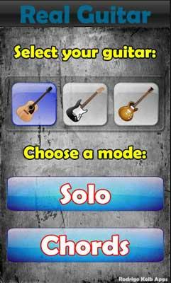 realg uitar chitarra per Android