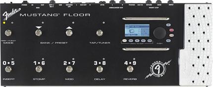 Fender Mustang Floor: la prima pedaliera di casa Fender