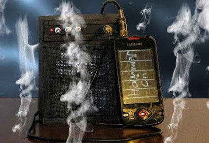 HammerOn Guitar: legati e bending anche sul telefonino