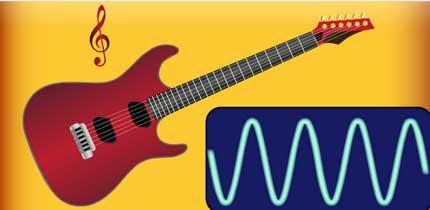 Guitar Music Analyzer: trovare gli accordi di una canzone