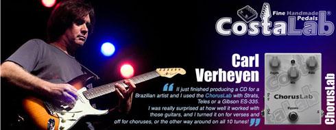 ChorusLab by CostaLab e Carl Verheyen