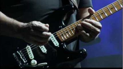 Il Release, tecnica chitarra