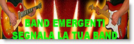 Assoli di Chitarra: parte la sezione Band Emergenti