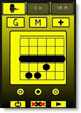 YoChord: un prontuario di accordi per chitarra