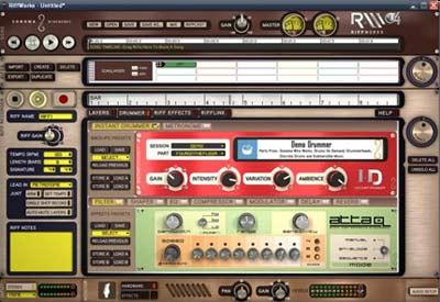 Registra la tua chitarra con RiffWorks