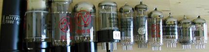 Amplificatori valvolari artigianali
