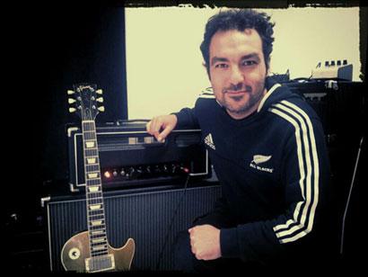 Pierangelo Mezzabarba il suono di David Gilmour