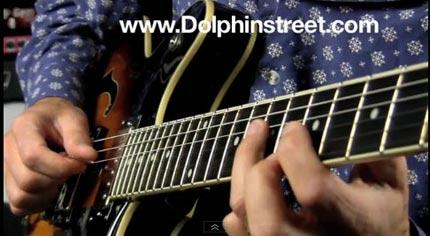 Lick Blues classico by Robert Renman