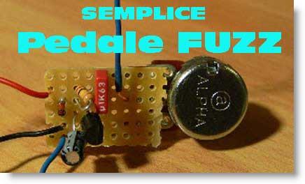 Costruire un pedale Fuzz