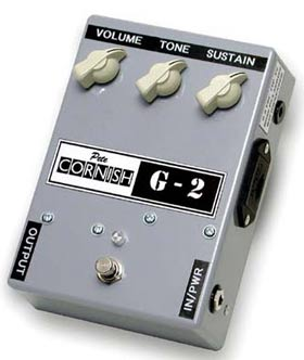 Il sound di David Gilmour G-2 PeteCornish
