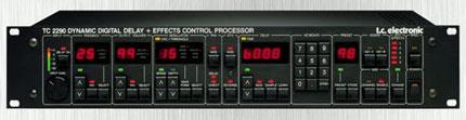 TC-2290 delay sound david gilmour