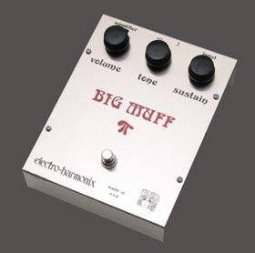 big muff il suono di David Gilmour