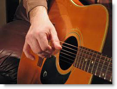 Il Fingerpicking di Barbara Polacchi