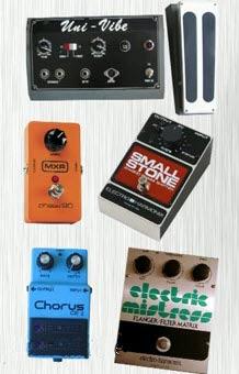 Modulazioni del sound di David Gilmour