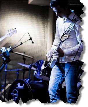 Francesco Rapacchiale l'Alchimista della chitarra