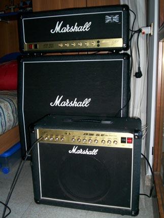I miei Amplificatori