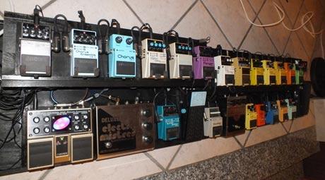 Come ho creato il mio Sound alla David Gilmour