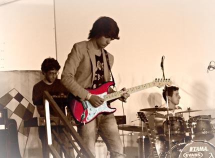 Stefano Zanon: il mio suono come quello di David Gilmour