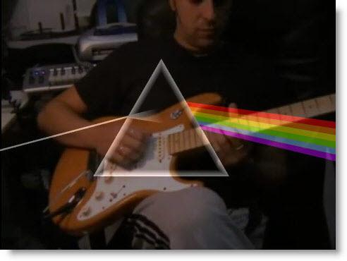 David Gilmour e il blues