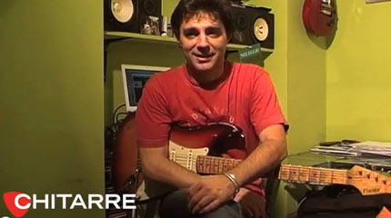 Alex Massari di Chitarre… pillole di Rock