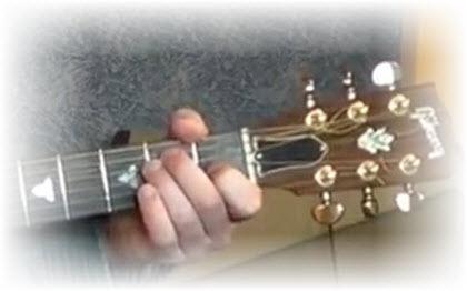 Chitarra per principianti: il cambio di accordo