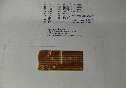 basetta circuito