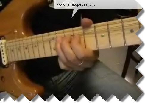 David Gilmour: lick blues e fraseggi nel suo stile