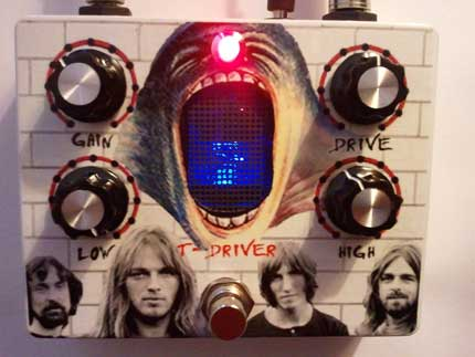 t-driver- tube overdrive