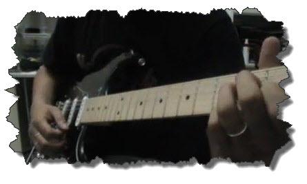 Lezione di chitarra su Fat Old Sun dei Pink Floyd