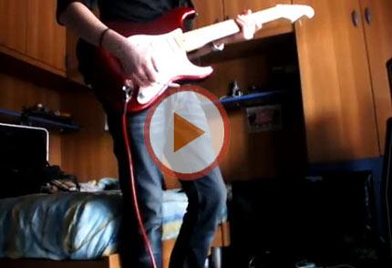 Il Gig Muff nel suono di David Gilmour