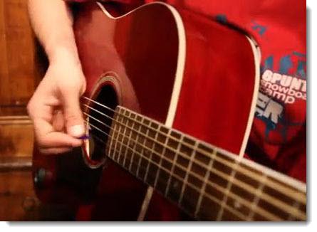 Accompagnamento: vediamo i ritmi della chitarra