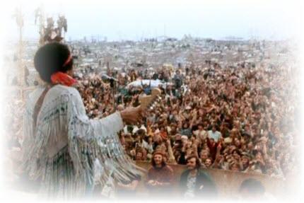 Woodstock: un concerto, una leggenda