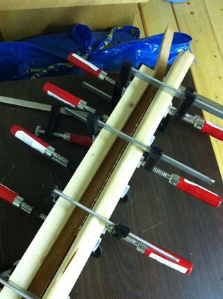 Costruire una chitarra elettrica: Il manico