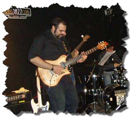 Giuseppe Minutolo (sezione Band Emergenti)